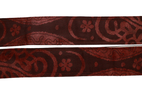 Singing Crane - Beautiful guitar strap - SC18312