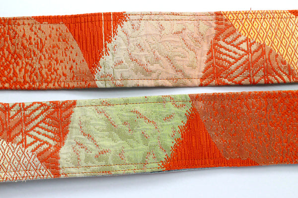 Singing Crane - Beautiful guitar strap - SC18351