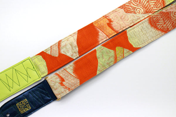 Singing Crane - Beautiful guitar strap - SC18353