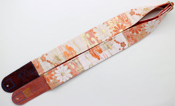 Singing Crane - Beautiful guitar strap - SC519021