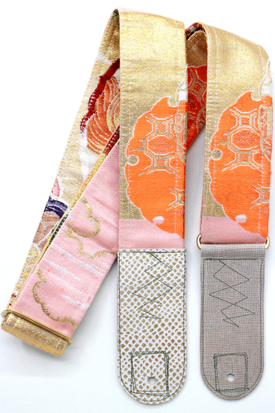 Singing Crane - Beautiful guitar strap - SC519022