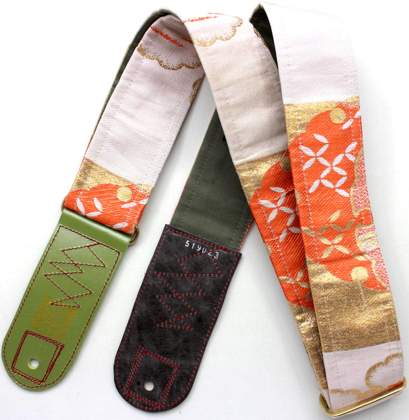 Singing Crane - Beautiful guitar strap - SC519023