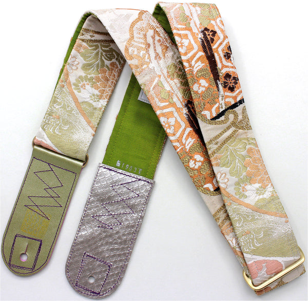 Singing Crane - Beautiful guitar strap - SC519031