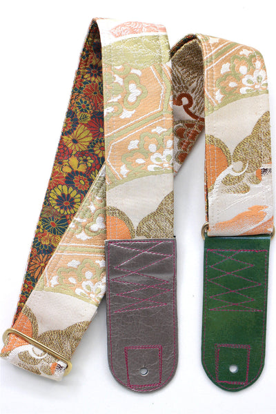 Singing Crane - Beautiful guitar strap - SC519033