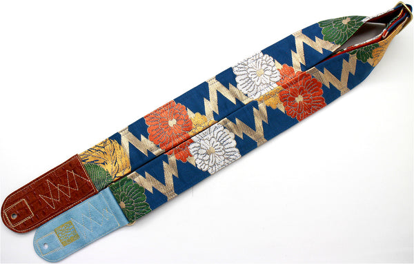 Singing Crane - Beautiful guitar strap - SC519041