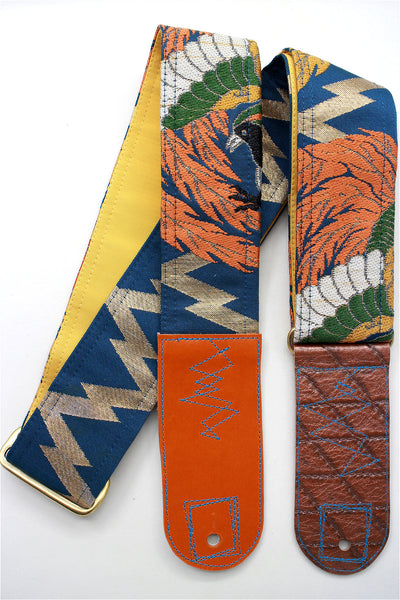Singing Crane - Beautiful guitar strap - SC519042