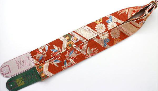 Singing Crane - Beautiful guitar strap - SC519061