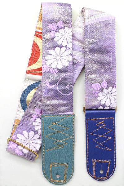 Singing Crane - Beautiful guitar strap - SC519071