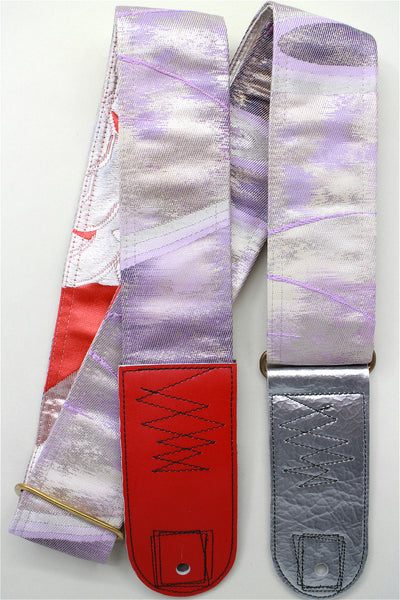 Singing Crane - Beautiful guitar strap - SC519072