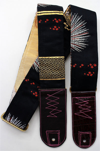 Singing Crane - Beautiful guitar strap - SC519081