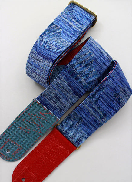 Singing Crane - Beautiful guitar strap - SC519092