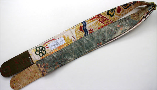 Singing Crane - Beautiful guitar strap - SC519103