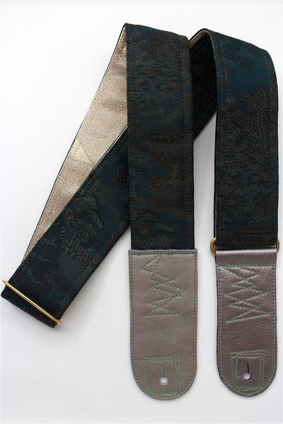 Singing Crane - Beautiful guitar strap - SC519112
