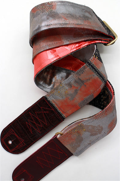 Singing Crane - Beautiful guitar strap - SC519122