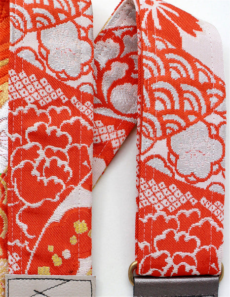 Singing Crane - Beautiful guitar strap - SC519131