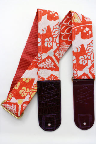 Singing Crane - Beautiful guitar strap - SC519132