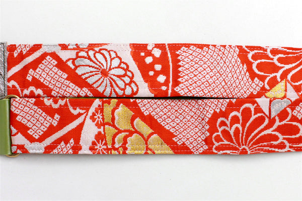 Singing Crane - Beautiful guitar strap - SC519133