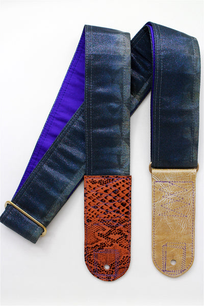 Singing Crane - Beautiful guitar strap - SC519151