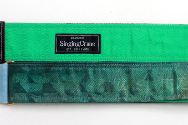 Singing Crane - Beautiful guitar strap - SC519153