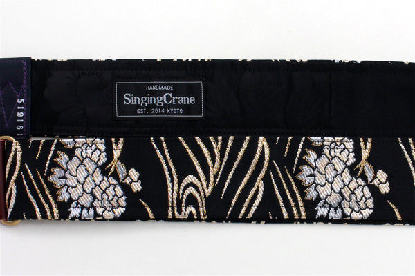 Singing Crane - Beautiful guitar strap - SC519161
