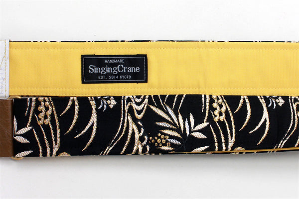 Singing Crane - Beautiful guitar strap - SC519163