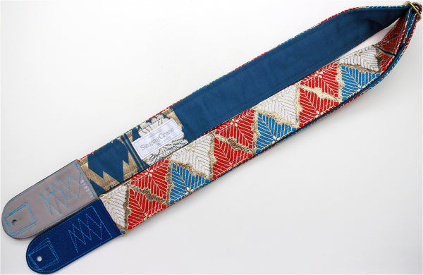 Singing Crane - Beautiful guitar strap - SC519171