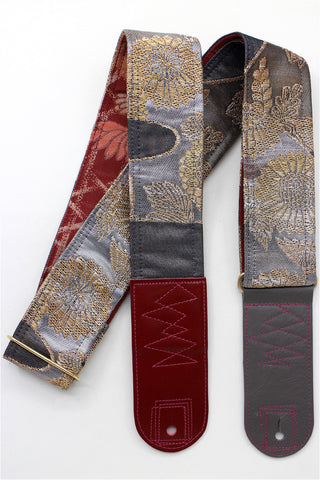 Singing Crane - Beautiful guitar strap - SC519182