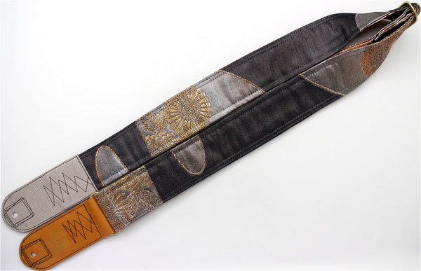 Singing Crane - Beautiful guitar strap - SC519183