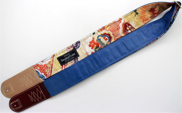 Singing Crane - Beautiful guitar strap - SC519192