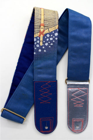 Singing Crane - Beautiful guitar strap - SC519193