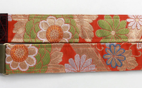 Singing Crane - Beautiful guitar strap - SC519201