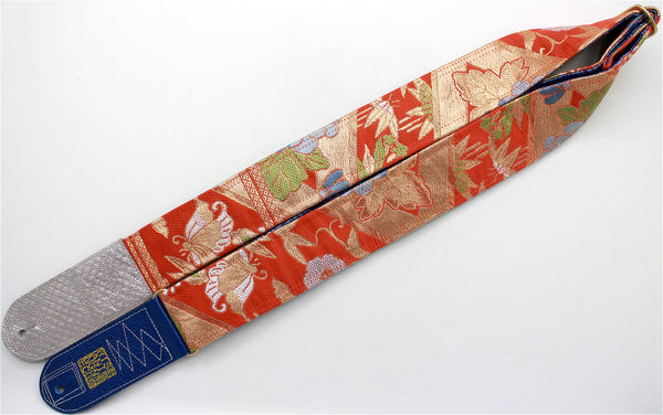 Singing Crane - Beautiful guitar strap - SC519203