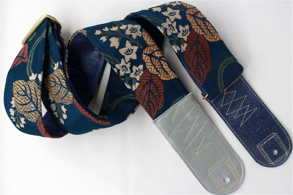 Singing Crane - Beautiful guitar strap - SC519213