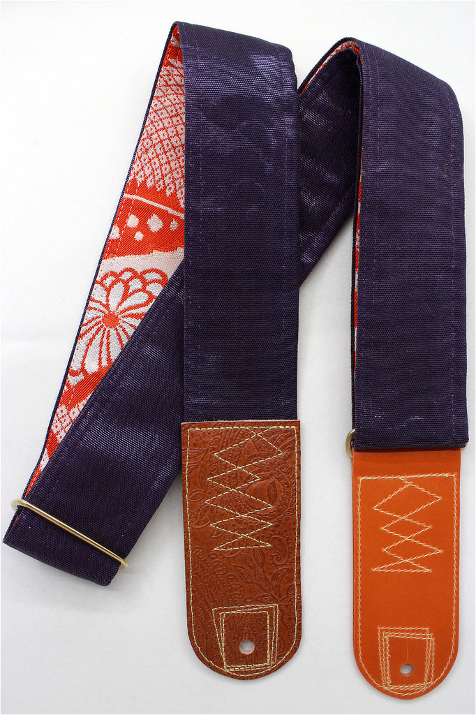 Singing Crane - Beautiful guitar strap - SC519223