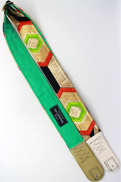 Singing Crane - Beautiful guitar strap - SC519243