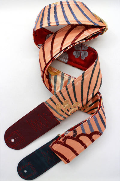 Singing Crane - Beautiful guitar strap - SC519262