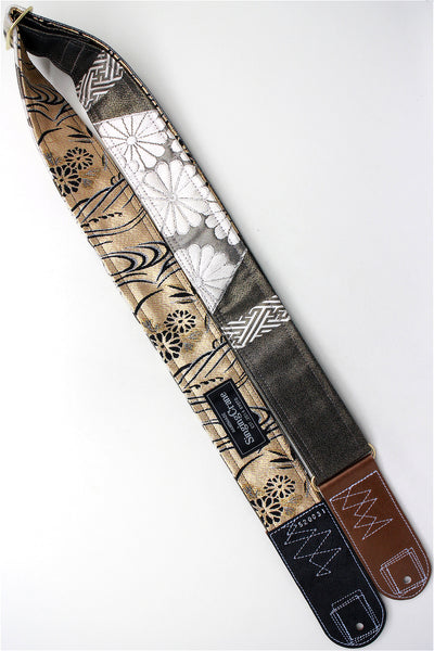 Singing Crane - Beautiful guitar strap - SC520031