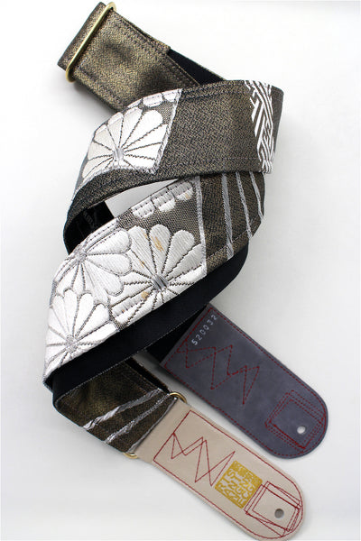 Singing Crane - Beautiful guitar strap - SC520032