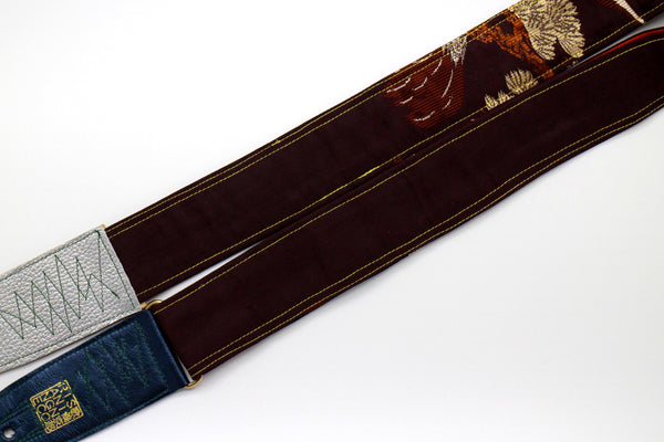 Singing Crane - Beautiful guitar strap - SC718034