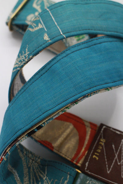 Singing Crane - Beautiful guitar strap - SC718035