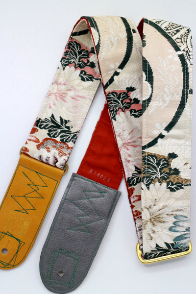 Singing Crane - Beautiful guitar strap - SC818021