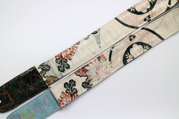 Singing Crane - Beautiful guitar strap - SC818023