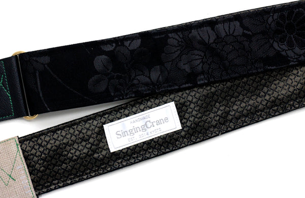 Singing Crane - Beautiful guitar strap - SC818041