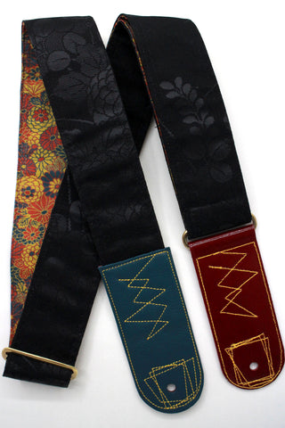 Singing Crane - Beautiful guitar strap - SC818043