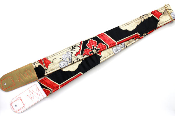 Singing Crane - Beautiful guitar strap - SC819012