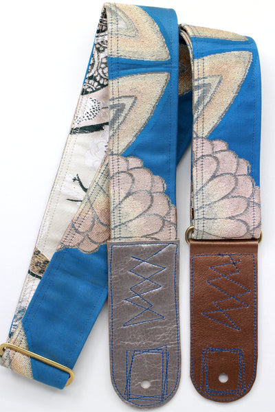 Singing Crane - Beautiful guitar strap - SC819021
