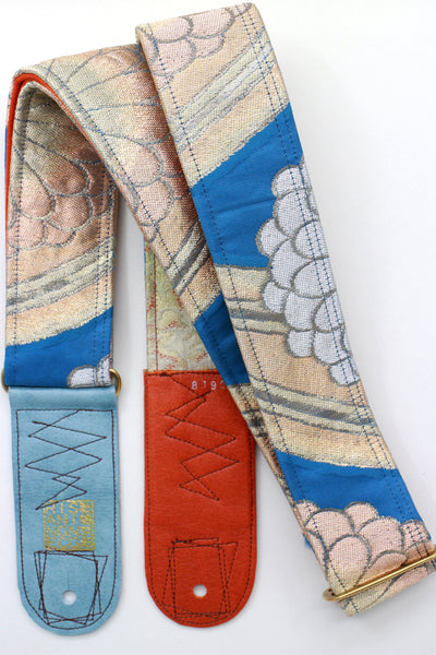 Singing Crane - Beautiful guitar strap - SC819022