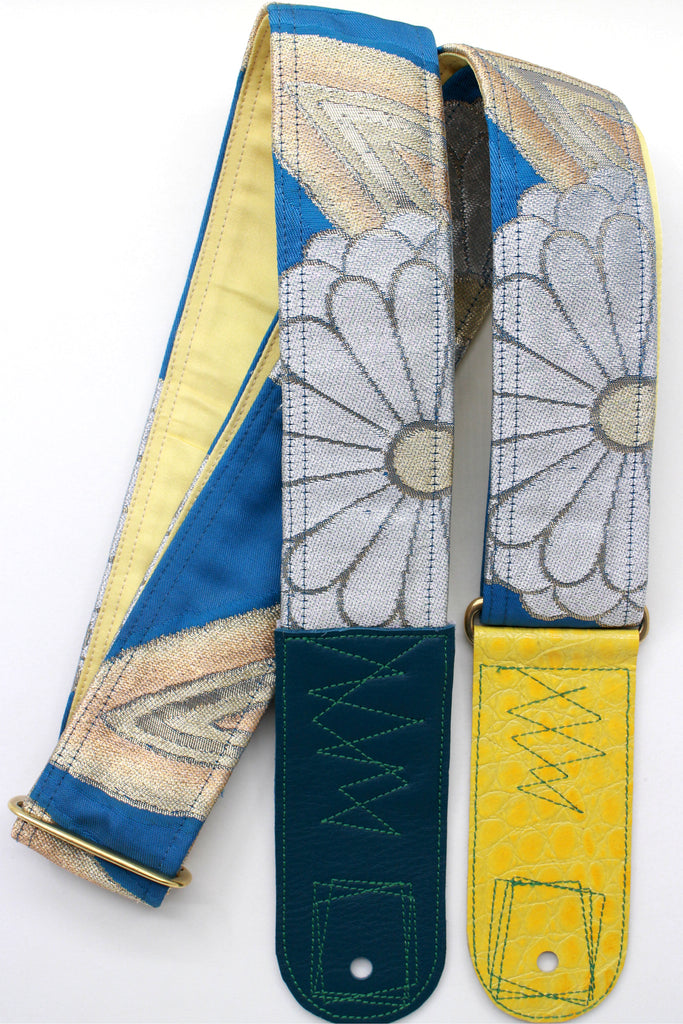Singing Crane - Beautiful guitar strap - SC819023