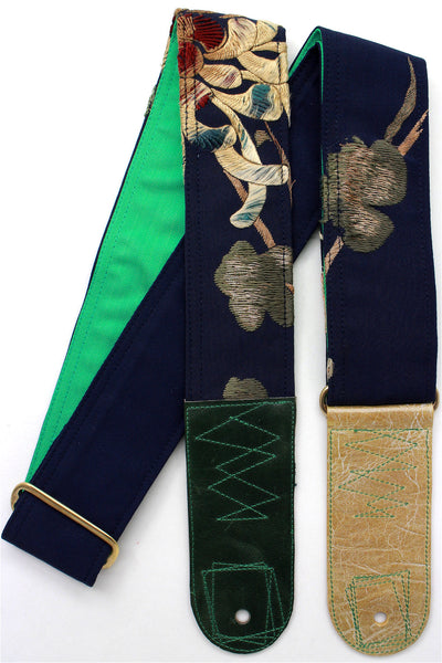 Singing Crane - Beautiful guitar strap - SC819031