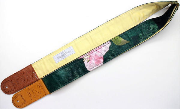 Singing Crane - Beautiful guitar strap - SC819041